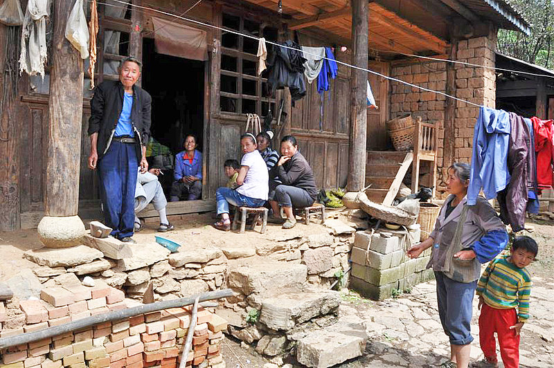 Social Transfers In Rural China Do They Contribute To
