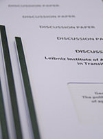 Picture of several volumes of IAMO Discussion Papers